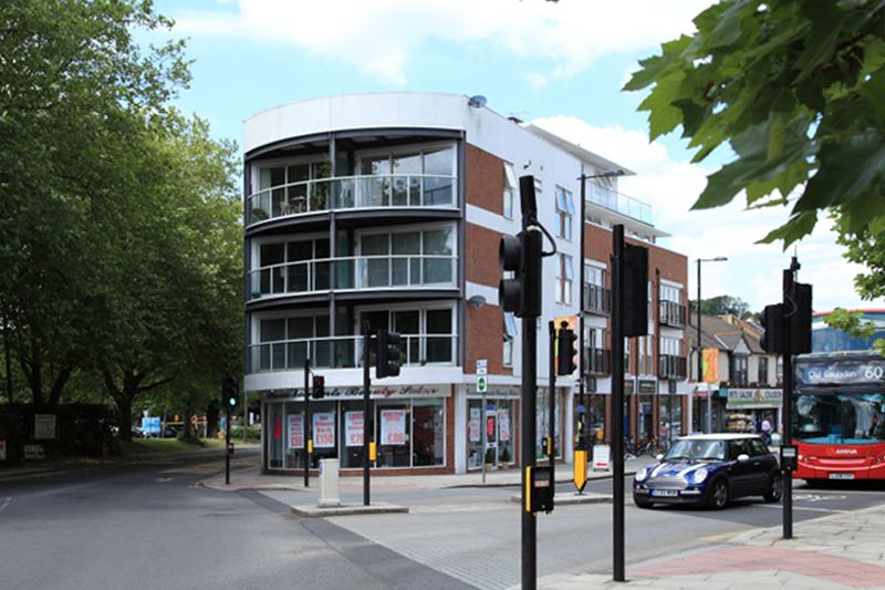 Image of New Build Apartments in Coulsdon, Surrey