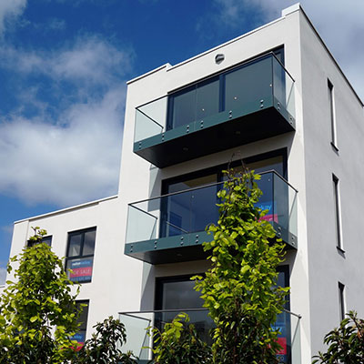 Image of Exterior image of the Penthouse at The Point, Hove.
