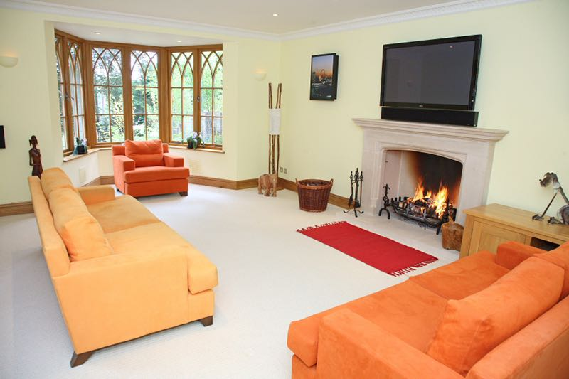 Image of Kenley Surrey Living Room