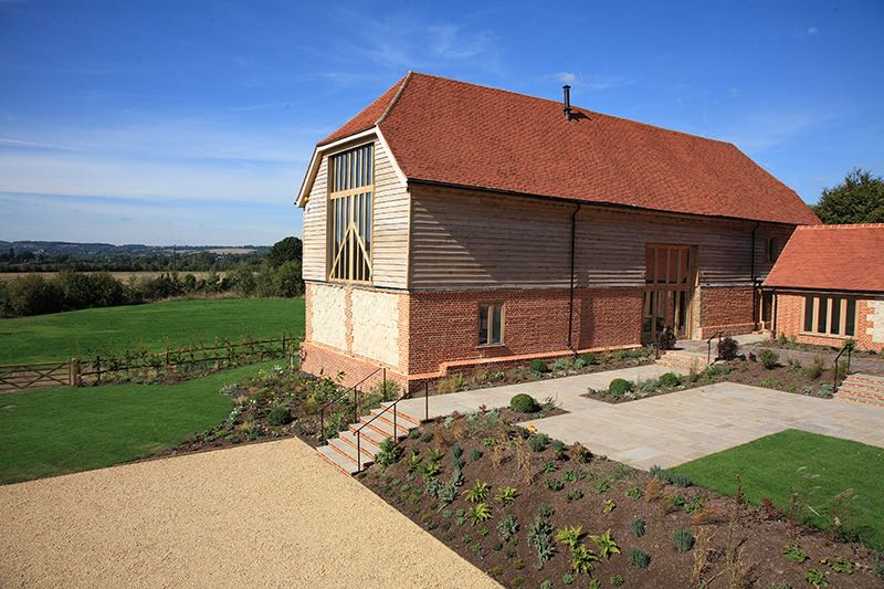 Image of Place Farm Barn Bletchingley Exterior Detail