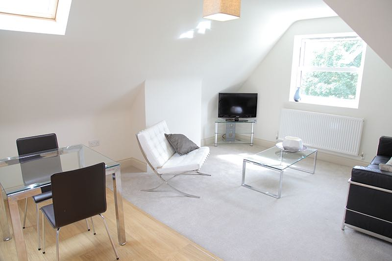 Image of Princes Road Apartments Redhill Surrey Living
