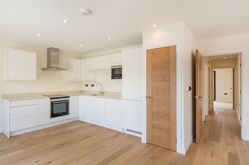 Image of Apartment 7 Kitchen, The Point, Hove, East Sussex