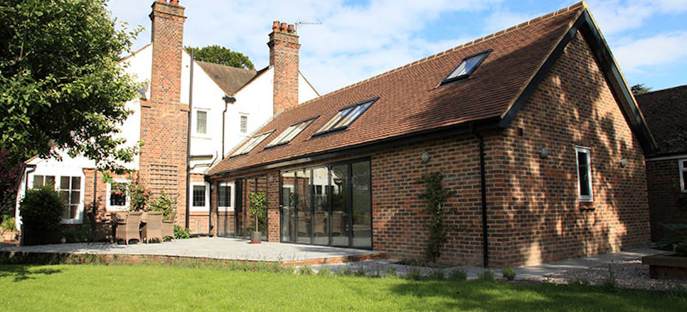 Extensions: THS Homes Ltd have a wealth of experience in offering Bespoke House Extensions. You can be sure you will end up with the perfect additional room for you and your family to enjoy. We can provide Sevenoaks, Reigate, Redhill, Oxted, Oxshott, Epsom and Caterham Home Extensions.