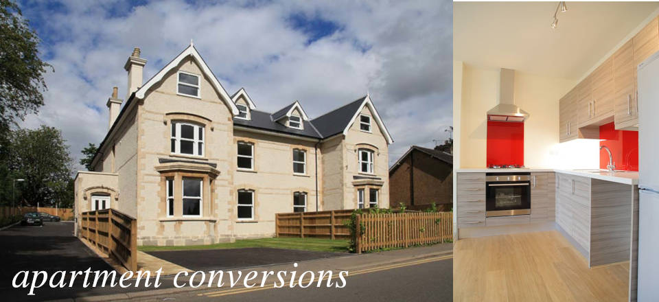 Image of THS Homes specialises in extending, altering, renovating or converting homes