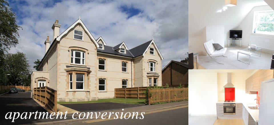 An image of THS Homes specialises in extending, altering, renovating or converting homes goes here.