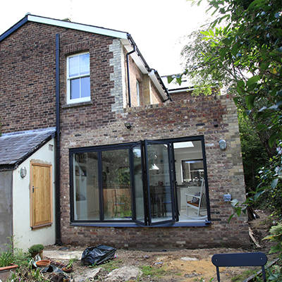 An image of House Extensions throughout South East England goes here.