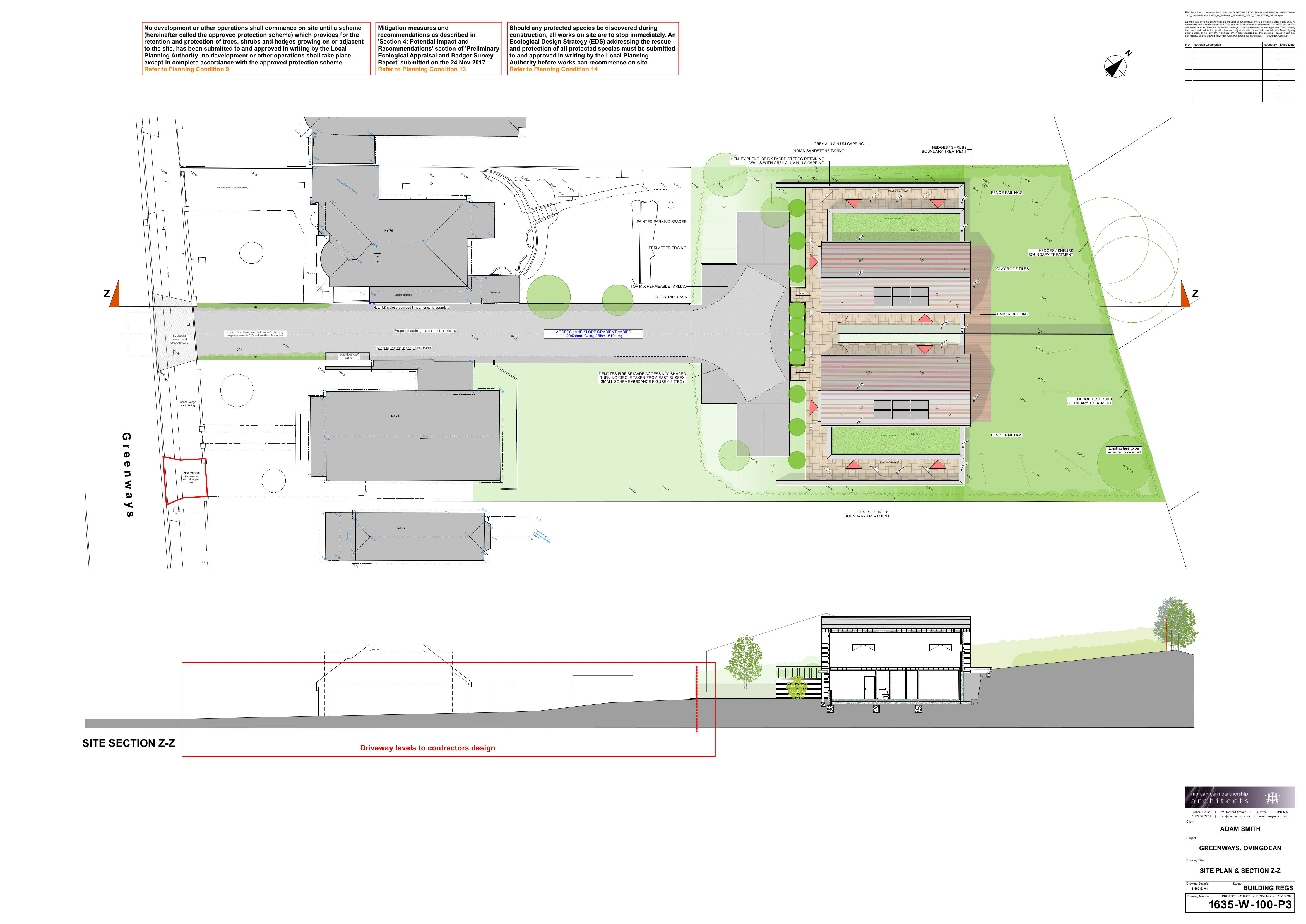 An image of From plans to reality, follow our new build project here goes here.