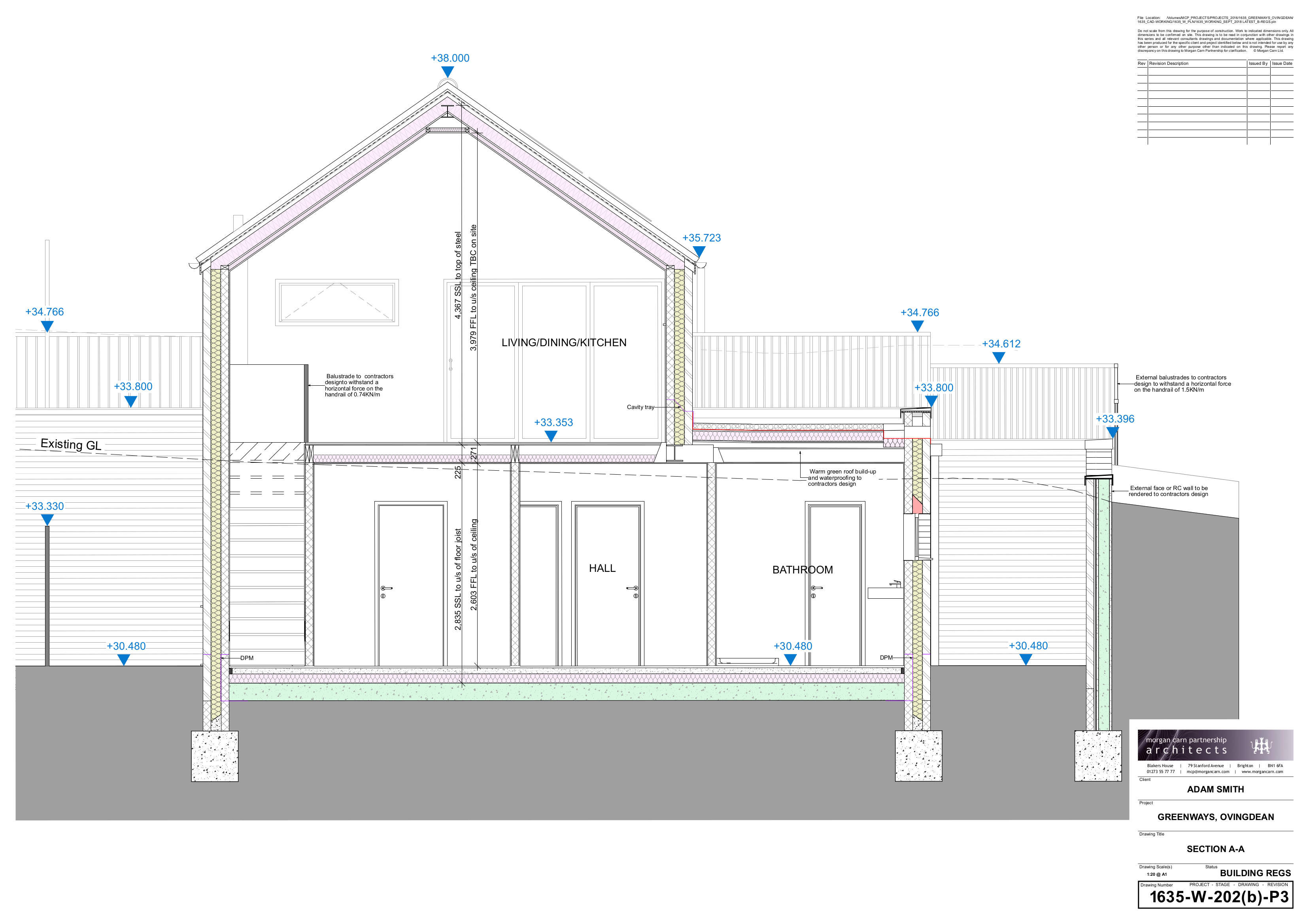 Image of From plans to reality, follow our new build project here